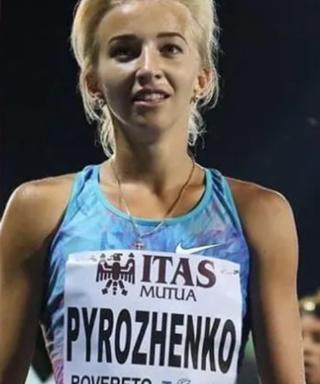 Наталья Пироженко-Чорномаз - легкая атлетика