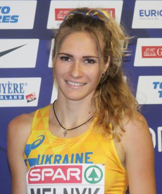 Татьяна Мельник - легкая атлетика