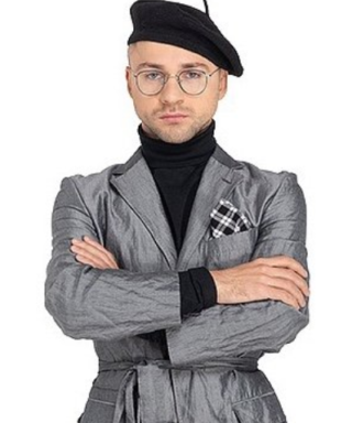 Кирилл Харитонцев - модельер и стилист