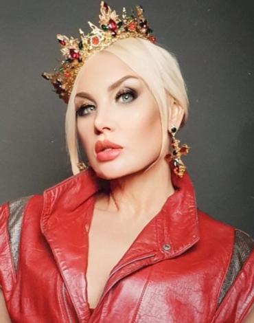 Светлана Вольнова - телеведущая, модель и актриса