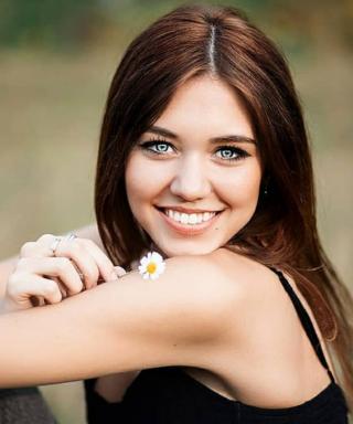 Анастасия Удовиченко - актриса и модель
