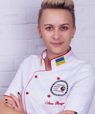 Елена Иващук - МастерШеф