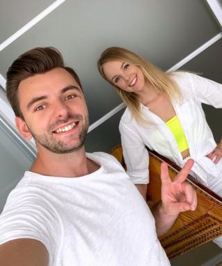 B&B project - Сергей Шамрай и Татьяна Мазур