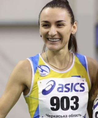 Виктория Николенко - спорт, легкая атлетика