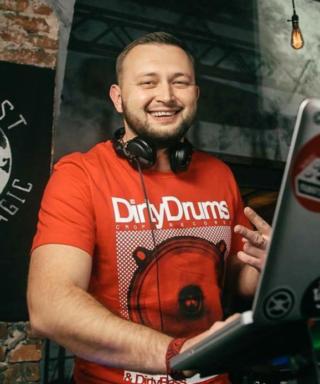 Dima Zago - диджей