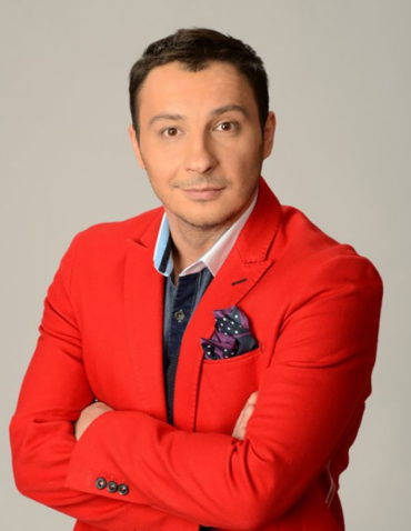 Дмитрий Танкович - теле ведущий и актер