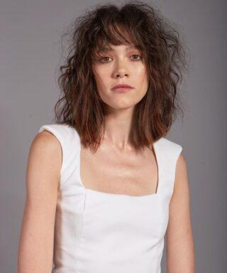 Саша Кугат - модель
