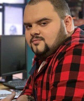 Кирилл Ганин - комик и актер Лиги Смеха