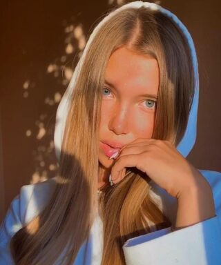 Катя Пустовит - блогер ТикТок