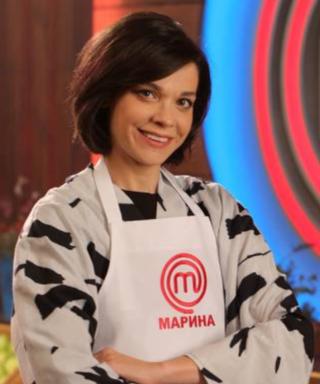 Марина Шмалько - МастерШеф