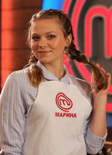 Марина Кобчук - спорт, хоккей, МастерШеф
