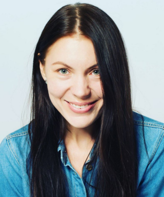 Марина Тихая (Рубльова) - актриса театра и кино