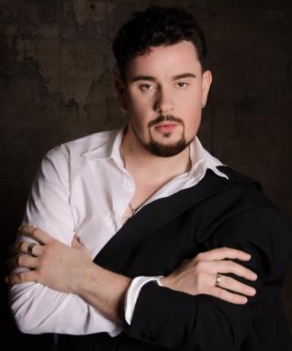 Ян Костырко - певец, солист группы NAYAVU