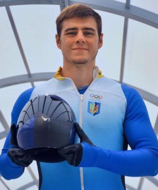 Владислав Гераскевич - спортсмен, скелетонист