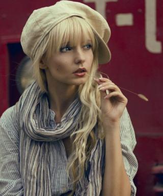 Kristina Chii - фотограф и модель