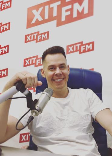 Денис Жупник - теле радио ведущий