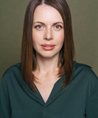 Юлия Ковалевская - актриса театра и кино