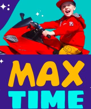 Max Time - ютуб блогер
